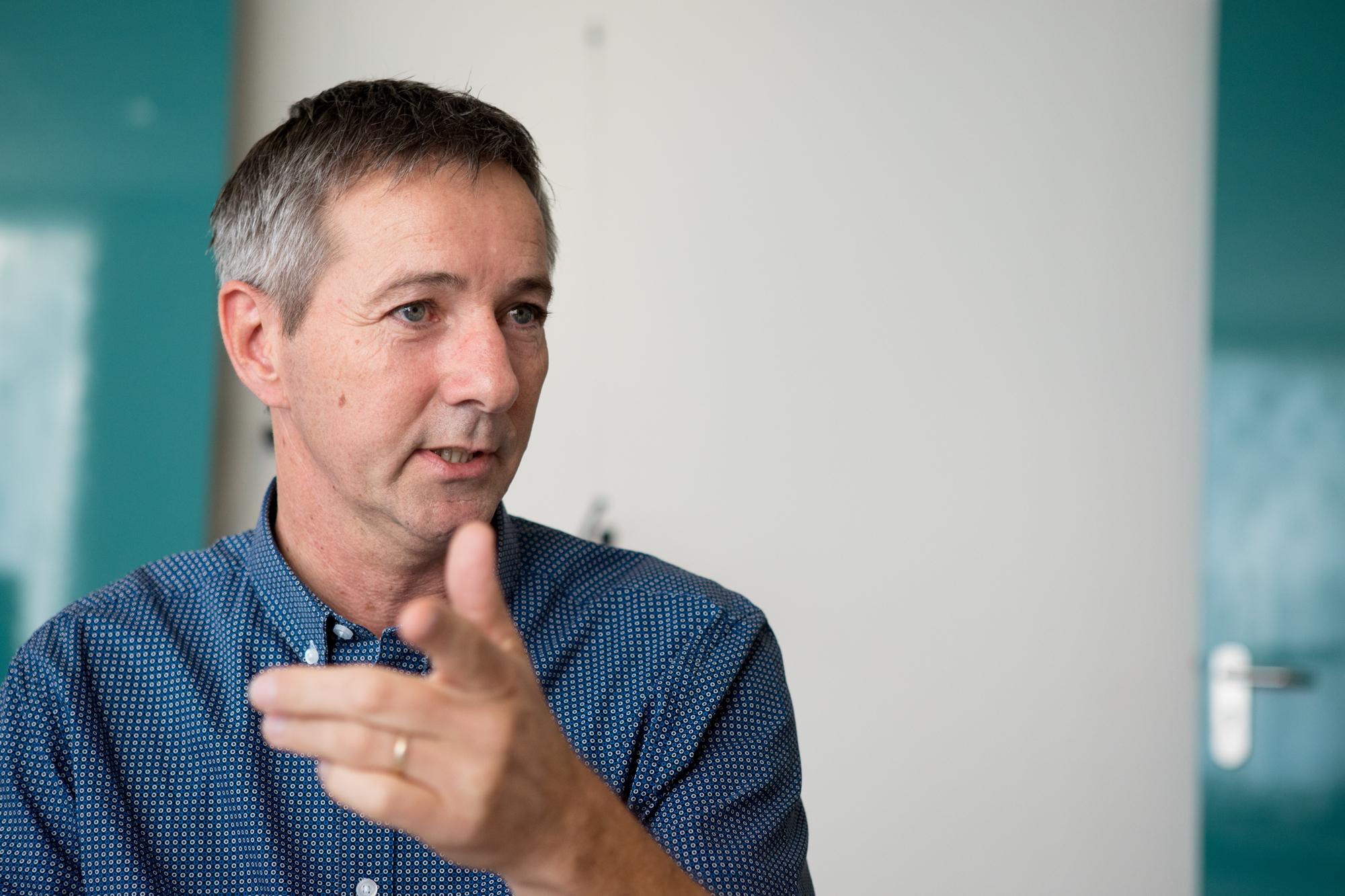 Paul van der Haas